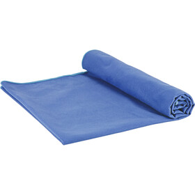CAMPZ Microfibre Towel 80x150cm, blue